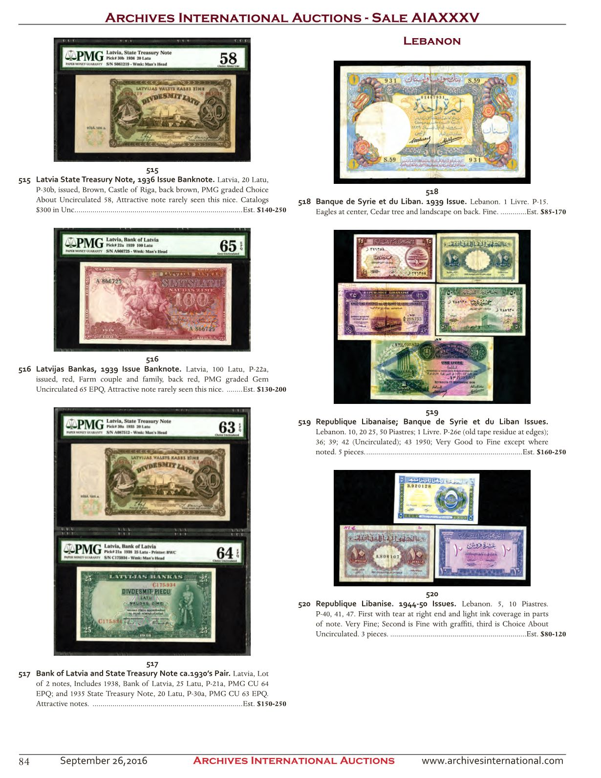 Africa Coins & Paper Money Egypt Silver Pound Unc,issued 1980 Goods Of Every Description Are Available